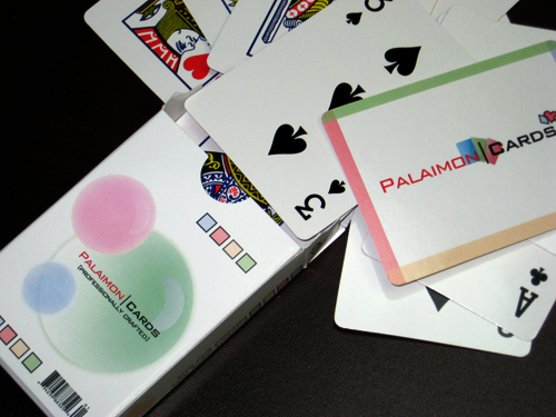 Custom Deck of Playing Cards with Custom Tuck Box