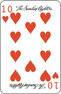 Custom Poker Cards with Your Design & Message