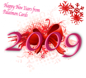Happy New Years From Palaimon Cards