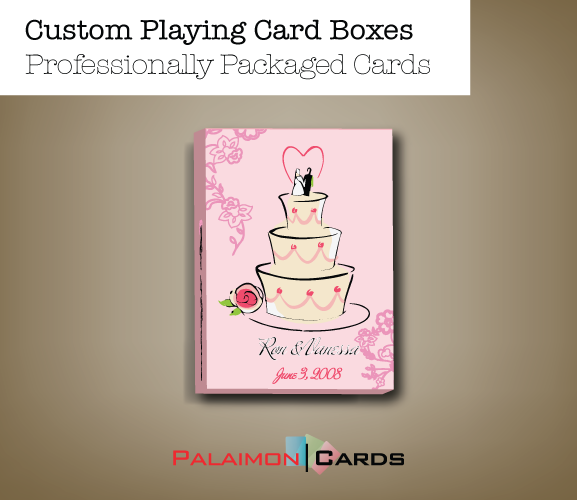 Custom Printed Playing Card Boxes